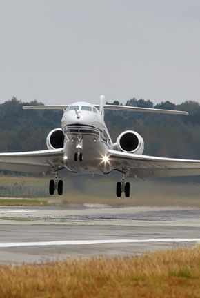 Rent a jet for your private flight with Air Taxis Handling Málaga